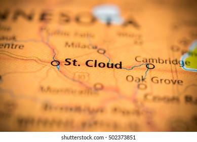 St. Cloud, Minnesota, USA.