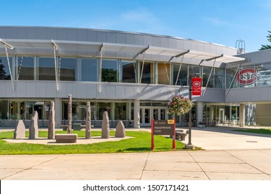 ST CLOUD, MN/USA - SEPTEMBER 15, 2019:  Atwood Memorial Center on the campus of St. Cloud State University.