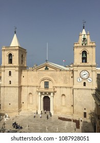 St John's Co-Cathedral in Valletta, Malta