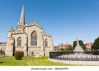 St. Columb's Cathedral, Derry, Northern Ireland
