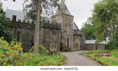St Conan's Kirk Argyll Scotland