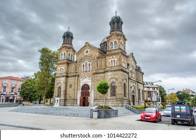 St. Cyril and Methodius Cathedral, Burgas (Bulgaria)