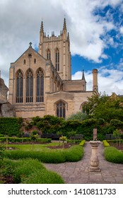St Edmundsbury Cathedral is the cathedral for the Church of England's Diocese of St Edmundsbury and Ipswich.
