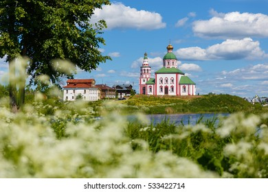 St. Elias Church in Suzdal