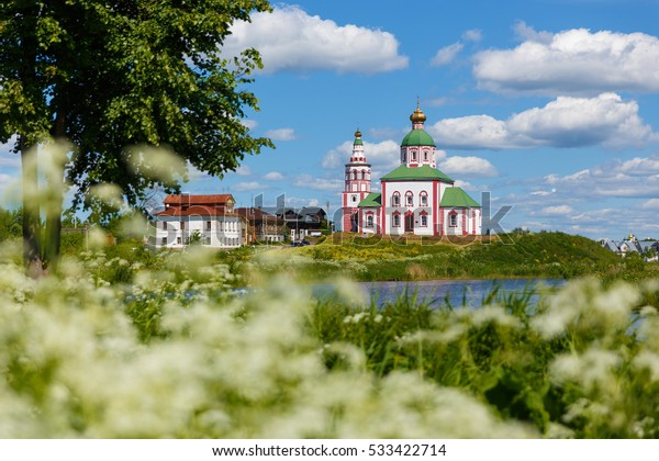 St. Elias Church in Suzdal