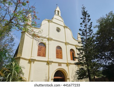 St Francis church in Fort Cochin, India