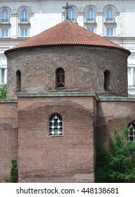 St George Church in Sofia, Bulgaria