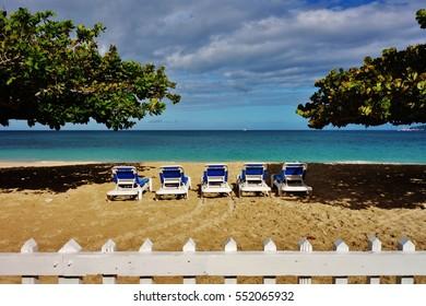 ST GEORGE, GRENADA -25 NOV 2016- The Radisson Grenada Beach Resort is an upscale hotel located on Grand Anse Beach in Grenada. Radisson is a subsidiary of Carlson Rezidor Hotel Group.