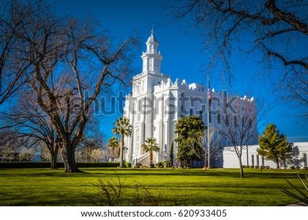 St George Utah Temple