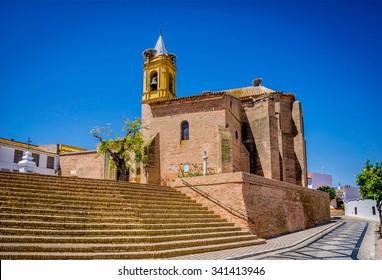 St. George's Church, Palos de la Frontera, Huelva