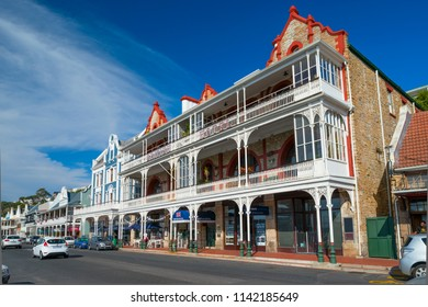 St George's St. Simon's Town. Soouth Africa. 20 July 2018