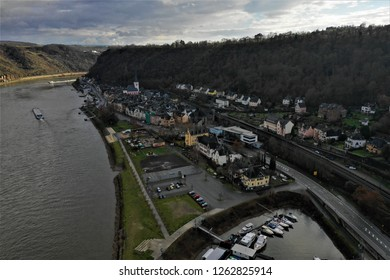 St Goar from above