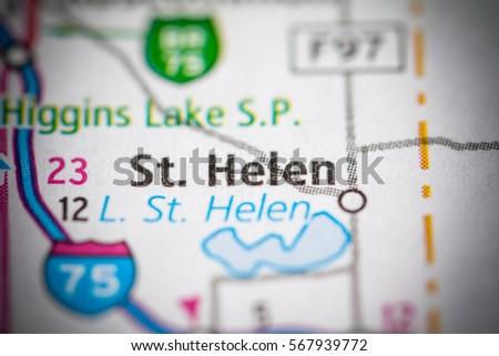 St Helen Michigan Usa Stock Photo Edit Now 567939772 Shutterstock