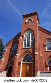 St. Ignatius Mission has been a Montana landmark since 1891. The interior walls and ceilings are covered with beautiful murals.