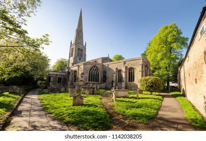 St Ives church in Cambridgeshire england