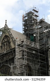 St Jacques Church Liege Belgium