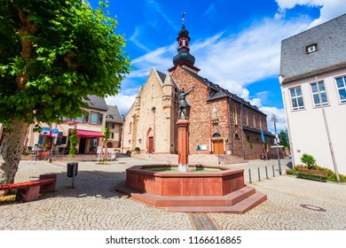 St. Jakobus is a catholic church and a former parish in Rudesheim am Rhein town in Hesse region of Germany