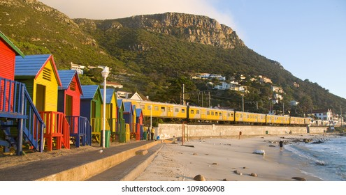 St. James, Cape Town, South Africa - Colorful Houses