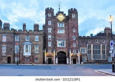 St James's Palace, London, UK