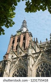 St. Jan Evangelist Church in Den Bosch, 's Hertogenbosch, The Netherlands
