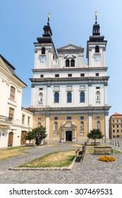 St. John the Baptist Cathedral in Trnava, Slovakia