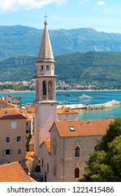 St. John the Baptist Church in StariGrad Budva, Montenegro