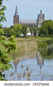 St. John basilica, 's-Hertogenbosch, Noord-Brabant, Netherlands