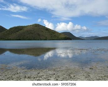 St. John Island View