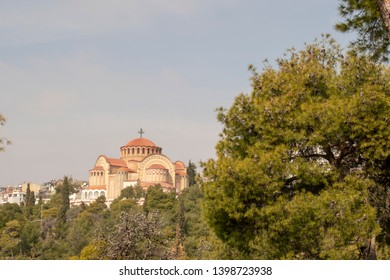 St John orthodox cathedral Thessaloniki Greece