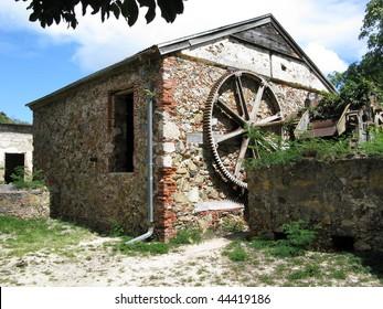 St. John Sugar Mill Ruins