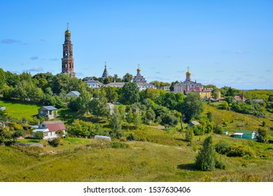 St. John the Theologian Monastery in Poshchupovo, Ryazan region