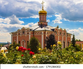 St. John The theological Ancient Orthodox monastery for men. Ryazan. Russia.