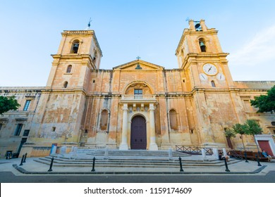 St John's Co-Cathedral is a Roman Catholic co-cathedral in Valletta, Malta
