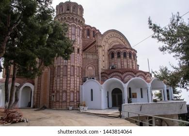 St John's orthodox cathedral Thessaloniki Greece