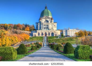St Joseph Oratory, Montreal