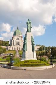 St Joseph's Oratory in Montreal Canada