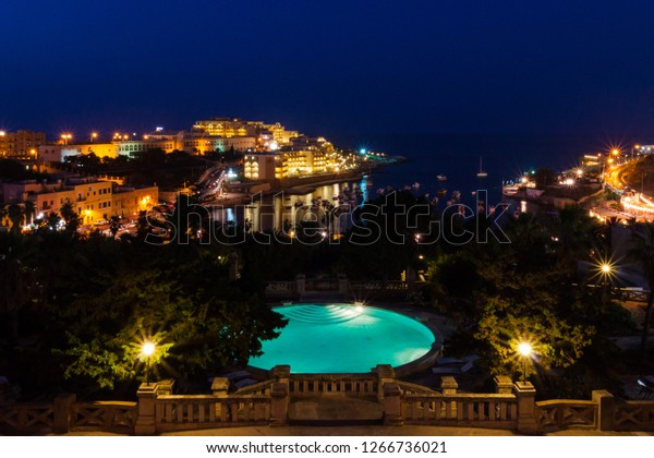St Julians Malta Jun 18 2010 Stock Photo (Edit Now) 1266736021