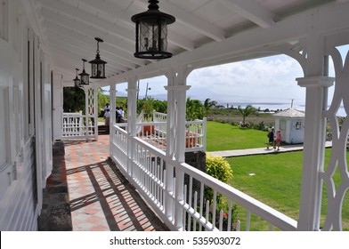 St. Kitts Traditional House