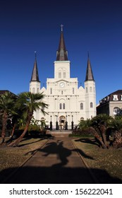 St  Louis Cathedral in the French Quarter, New Orleans