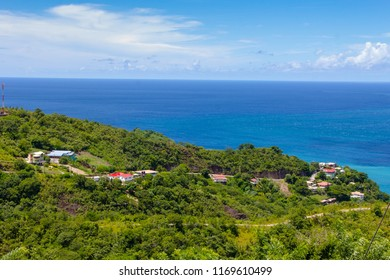 St Lucia in the caribbean, is Helen of the west.