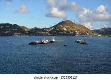 St Maarten isle