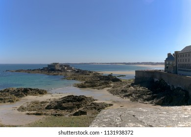 St Malo Brittany France