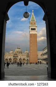St. Marco square, Venice, Italy