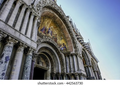ST. Marc's Basilica in Venice Italy.
