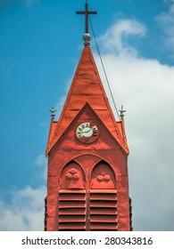 St Marie Cathedral Libreville Gabón