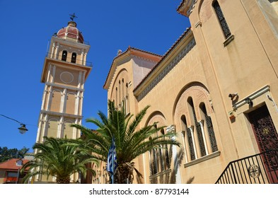 St Marks Church in Zakynthos, Greece