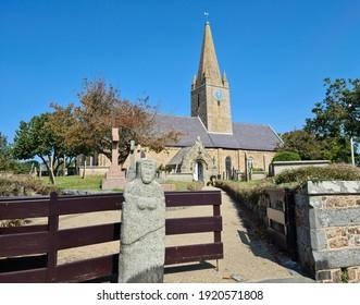 St Martins Church, Guernsey Channel Islands