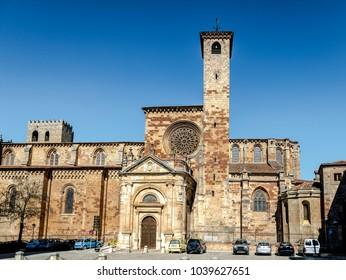 St Mary Cathedral of Siguenza Guadalajara province Castilla-La Mancha Spain