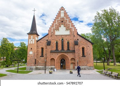 St Mary Medieval Church in Sigtuna, Sweden