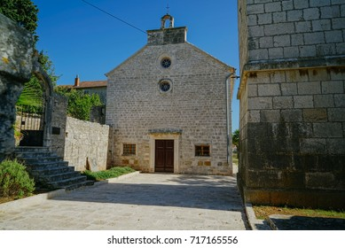 St Mary of Mercy church, Prvic Luka, Prvic, Croatia